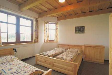 Ubytování Krkonoše - Penzion nad Pecí pod Sněžkou v Krkonoších - pokoj